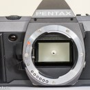 Pentax P30T manual focus 35mm slr lens K-mount