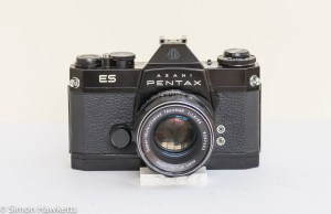 Pentax Spotmatic ES 35mm slr
