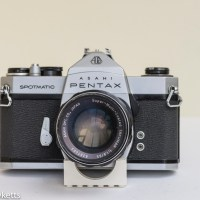 Iconic Pentax Spotmatic SP 35mm SLR Review