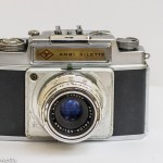 Agfa Ambi Silette film advance strip down