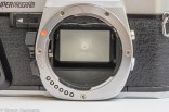 Pentax Super Program 35mm slr - lens mount