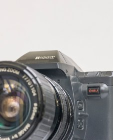 Ricoh XR-X 35mm manual focus slr review 2