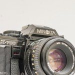 Minolta X-700 35mm SLR review