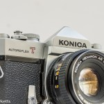Konica Autoreflex T2 review