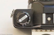 Konica TC-X film ISO dial including DX setting