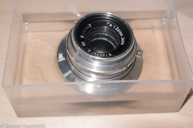 Repairing a Werra 1 Camera - Part two 7