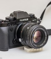 An image of the fuji x-t1 mirrorless camera