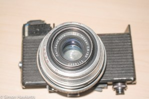 Carl Zeiss Werra Mat reassembly after strip down and refurbishment - part 3 13