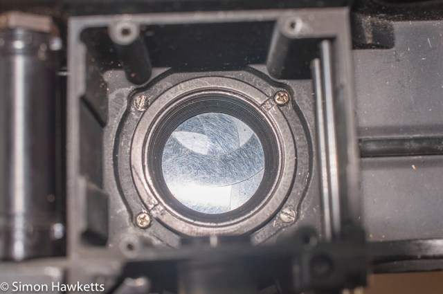 Carl Zeiss Werra Mat reassembly after strip down and refurbishment - part 3 5