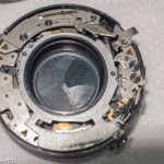 Carl Zeiss Werra Mat strip down and refurbishment – part 2