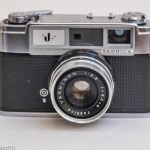 Yashica J 35mm rangefinder camera