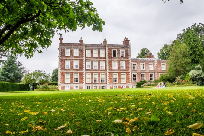 Gunby hall in Lincolnshire
