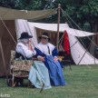 Precisa ct-100 colour slide film pictures - two re-enactment characters