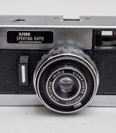 A trio of Agfa Rapid cameras 1