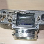 Stripping down a Kodak Retina Reflex S