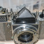 Kodak Retina Reflex S re-assembly