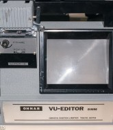 8mm telecine machine - Original editor