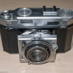 Agfa Karat 12 re-assembly