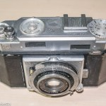 Cleaning and servicing the Agfa Karat 12 film advance.
