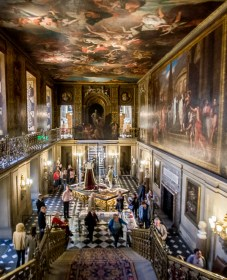 Chatsworth house interior 3