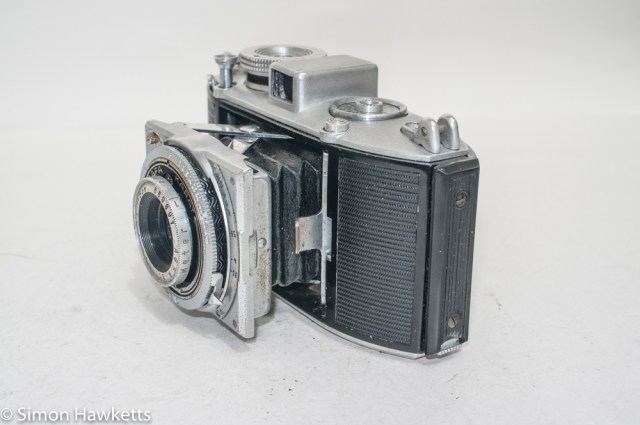 Agfa Karat viewfinder camera with strap lugs 5