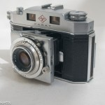 Agfa Karat IV 35mm rangefinder camera