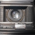 Agfa Karat IV film focus cleaning - shutter retention ring