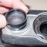 Ciro-flex repair - Removing the viewing lens