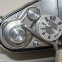 Exakta Varex IIa 35mm slr - Fast speed dial, frame counter and film advance