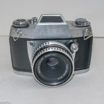 Ihagee Exakta Exa IIa 35mm slr camera