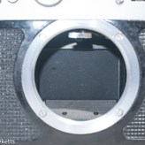 Fed 3 rangefinder camera - Shutter curtain