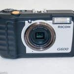 Ricoh G600 ruggedised digital camera