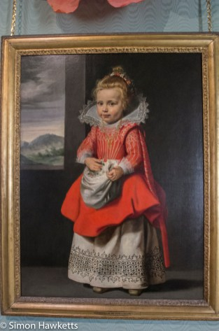 Chatsworth house pictures - little girl picture