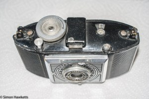 Agfa Karat Art Deco - complete camera