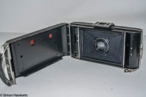 Rodenstock Folding Camera - film chamber
