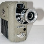 Eumig Electric 8 cine camera