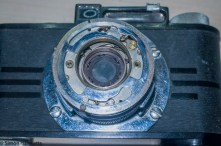 Servicing the Argus A2F - Speed setting plate