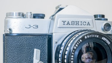 Yashica J-3 35mm slr camera - The Yashica J-3