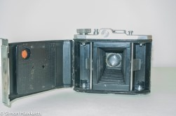 Waltax Junior Camera - Film chamber