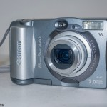 Canon PowerShot A40 digital camera