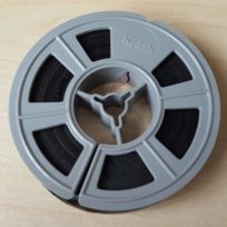 8mm Home Movies - Unboxed reel