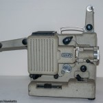 Eumig P8m 8mm silent projector