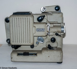 The Eumig P8m 8mm Silent Projector
