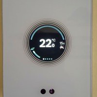 Bosch EasyControl room stat and smart rad controllers