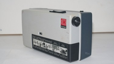 Kodak Instamatic M2 cine camera - Front view