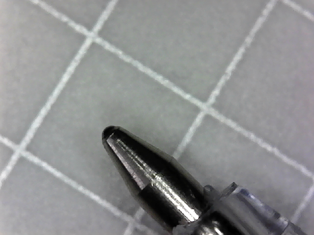 Pluggable microscope - Ball pen