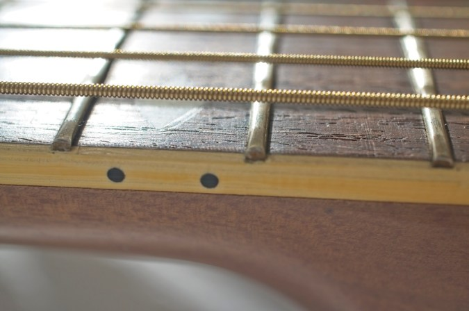 Ovation Applause AE-32 12th fret action