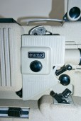 Eumig P8 Automatic 8mm Projector - The automatic threader fitted