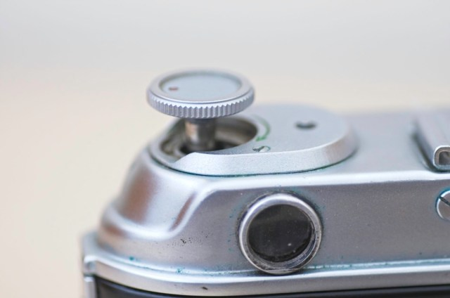 The beautiful Arette 1C rangefinder from the 1950s 8