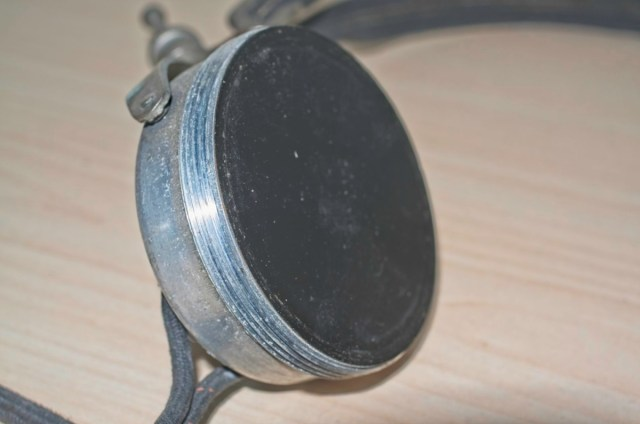 Brandes 'superior' BBC headphones from c 1945 4